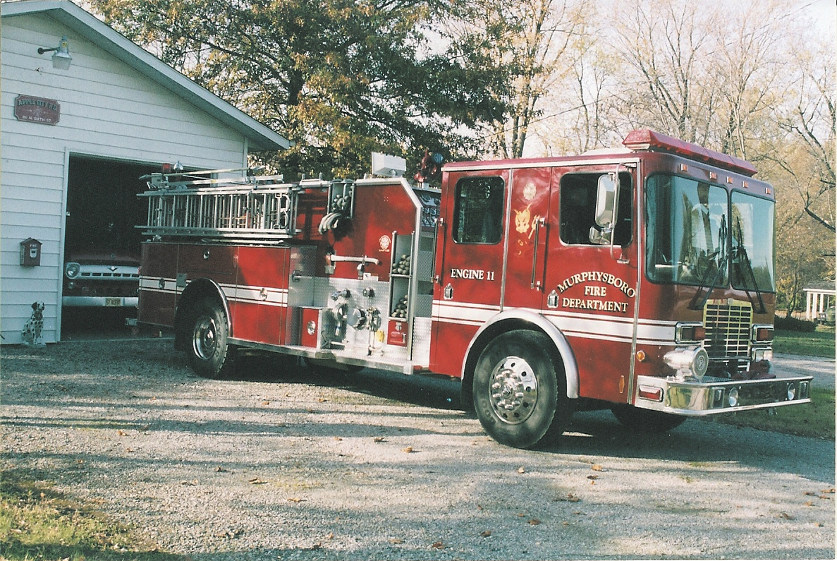 Engine 11 at ACFD