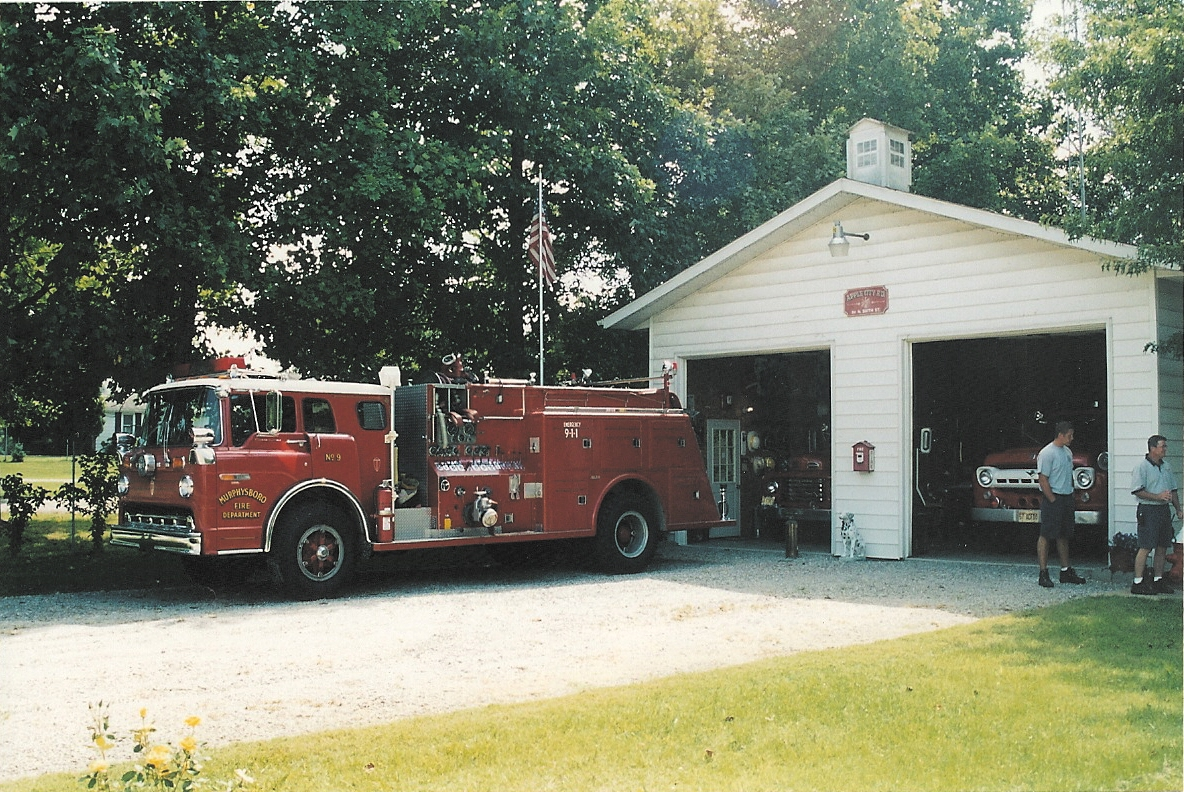 Engine 9 at ACFD